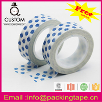 Free sample color washi tape hot selling with CE certificate