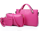2015 Women Bag 3pcs Bag Set Purses And Handbags