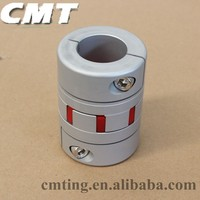 Rubber coupling with rubber cushioning pads providers on sale