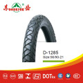 Tire Casing Type motocross tire 90/90-21 D-1285 motorcycle tyres