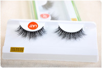 2016 Hot Sale 100% real 3D Mink Fur Eyelashes LA27 style