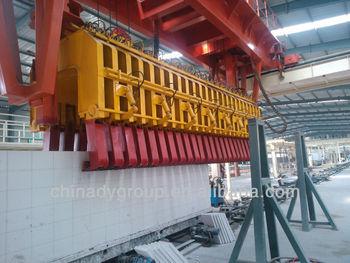 technology lightweight aac block production line view lightweight aac