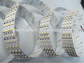high power 480led quad row led strip 24v cut every 6led smd 3528 4 line flexible led strip