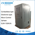 HOSSONI,Contactless,Electronic type SOLId STATE TYPE STABILIZER SJW-200KVA