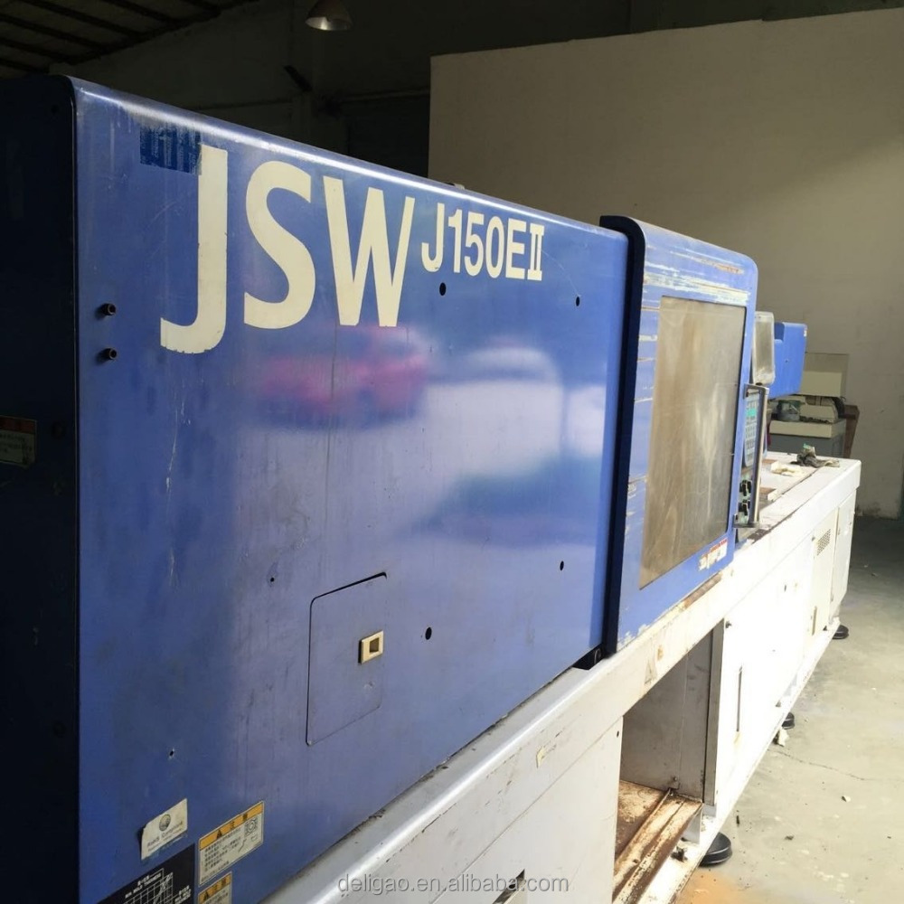 Year 2001 JSW 150 Ton injection molding machine