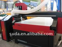 SUDA high precision and high quality cnc router working size:1300*1800*200mm