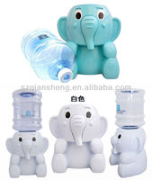 Cute Elephant Cartoon Mini Water Dispenser for Children