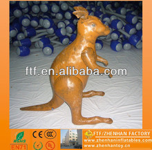 2013 hot selling replica toy 1m H PVC inflatable kangaroo