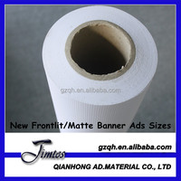 advertising pvc flex roll up banner size