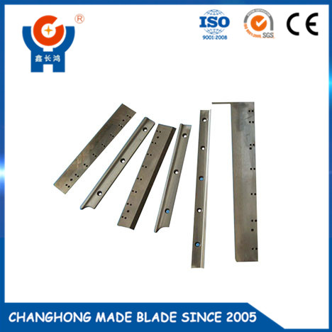 High Speed Steel cutting blades for plastics