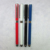 New Design 2 In 1 Durable Metal Roller Ballpoint Pen With Rubber Tip Screen Touch Pen