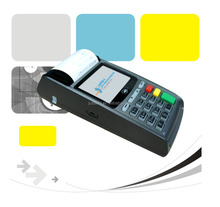 Lottery POS Machine, with Card Reader, PCI and EMV Level, GPRS/LAN Communication
