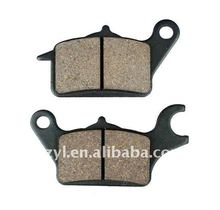 China quality motor spare parts brake pad system