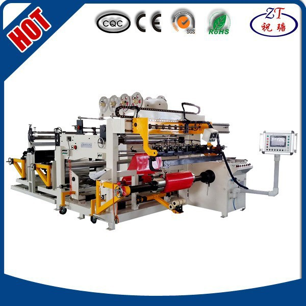 2016 foil winding machine BRJ series coil winding machine for sale