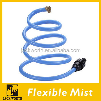 Flexible Water Mister mist stand misting system