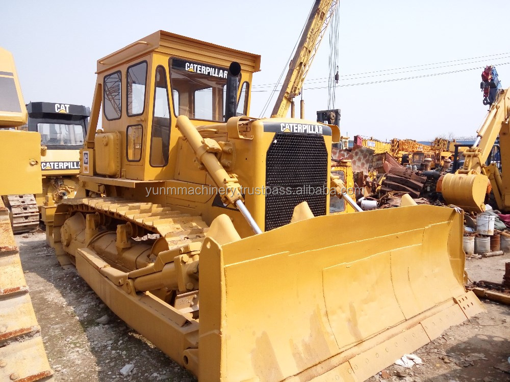 Used machinery Cat D7G dozer/Caterpillar Bulldozer D7H/Cat D6 D7 dozer for sale