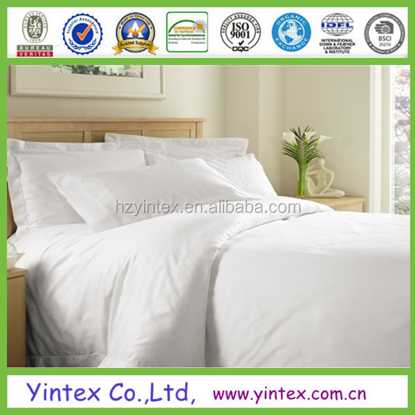 5 Star Hotel Bed Linen Manufacture Cheap Hotel Bed Linen