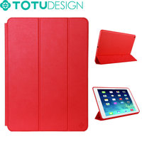 Cheap Smart Same Material As Apple Best Leather Case for iPad Mini Case
