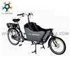 nexus 7 speed electric cargo tricycle with cabin/street cargobike/family electric bike