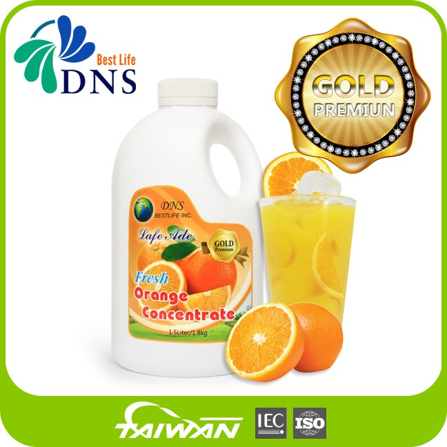 DNS BestLife essence natural taiwan of orange juice concentrate price