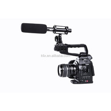 High Quality BY PVM1000 Stereo Video Condenser Microphone For DSLR Camera