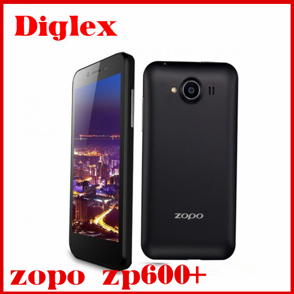 cheap zopo Zp600+ Android 4.2 1gb ram 4gb rom OTG Mobile Phone