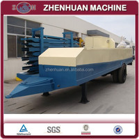 American MIC analogue curve roof roll forming machine for 36m span from Chinese manufacturer