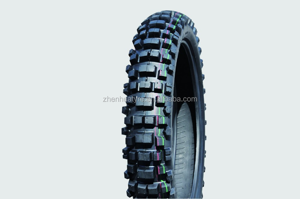 China 4.60-17 racing offroad motorcycle tire and inner tube