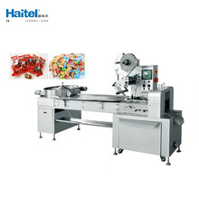 Horizontal Caramel Confectionery Automatic Small Hard Candy Wrapping Machine