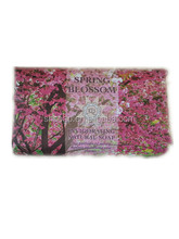 Spring Blossom Invigorating Natural Fine Luxury Soap