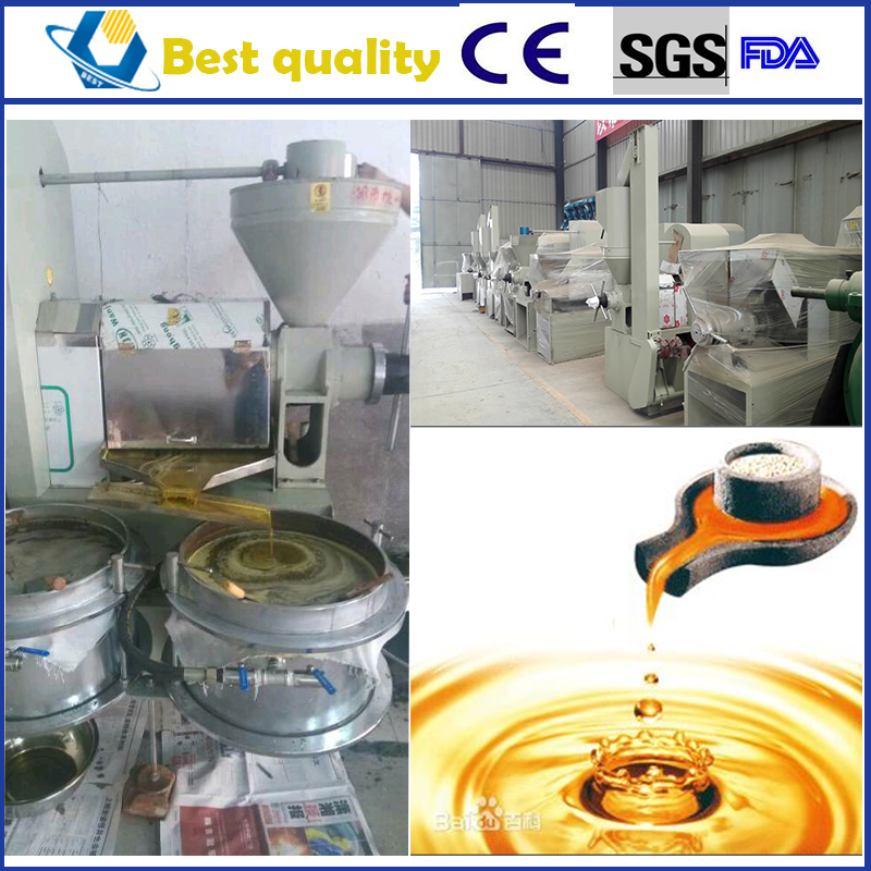 30TPH edible groundnut crude oil refining machine with CE approved