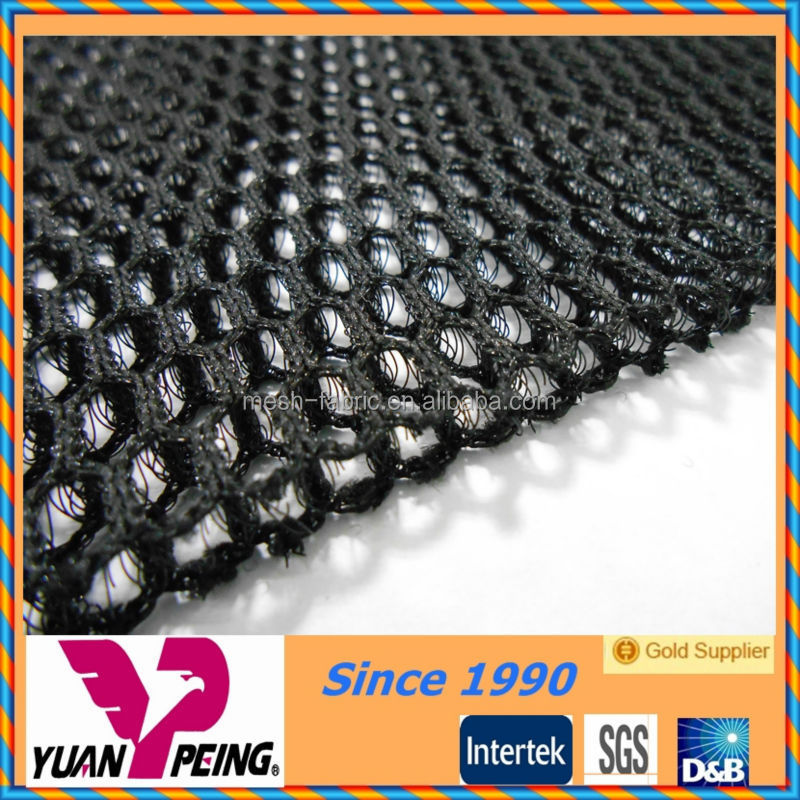 100 polyester car seat mesh fabric textiles 3d 6mm spacer mesh
