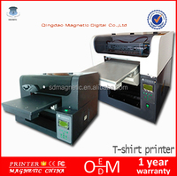 Cheap&High quality! multi-function Hot! 2015 new style! CE digital sublimation printer t-shirt