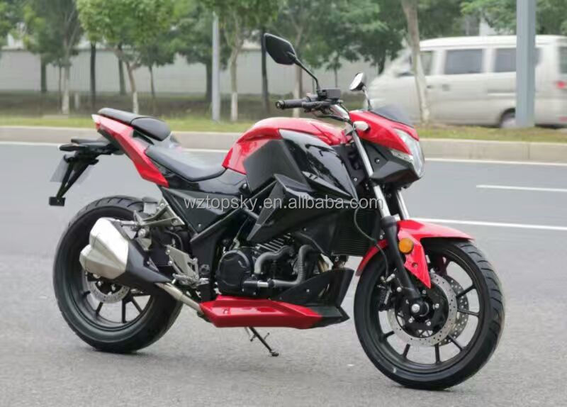 300cc 350cc Gasoline Motorcycle