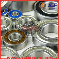 6302 304 SS stainless Ball Bearing