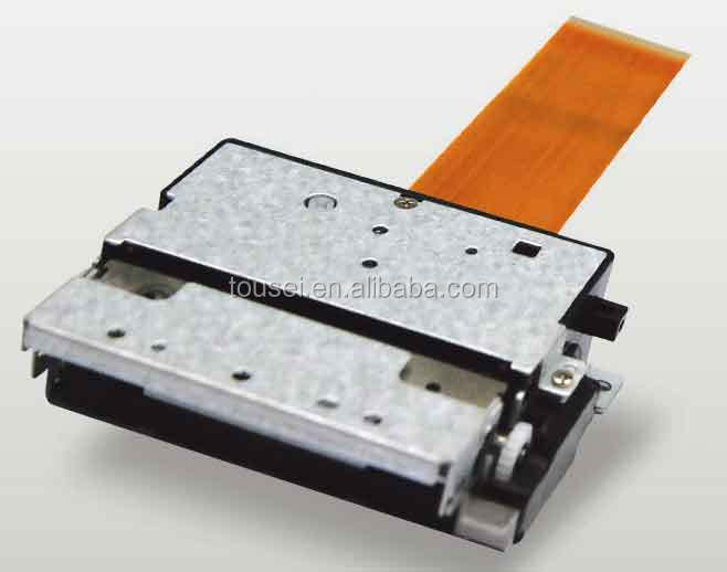 SMP6210C imprimante pièces de rechange 2 pouce mécanisme d'impression thermique avec auto-cutter