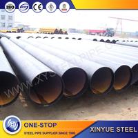 1 inch thin wall welded steel pipe