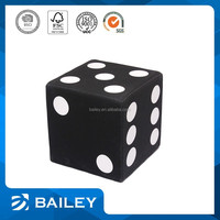 Faux leather dice stool manufacturer