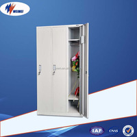 Metal furniture steel locker with godrej wardrobe armoire design
