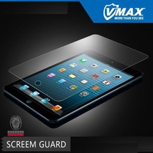 Factory suply!0.33mm Premium Anti-shock Tempered Glass Screen Protector for iPad mini OEM/ODM (Glass Shield)