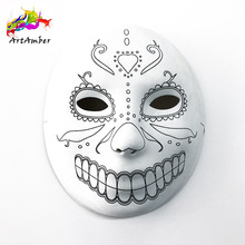High quality face halloween kids foam custom party mask