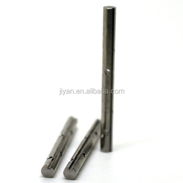 OEM custom high quality stainless steel motor shaft axle shaft spline shaft