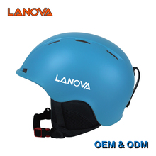 PC+EPS Inmoulding High Quality Safety Ski Helmet for Adult Ski helmets, Snowboard Helmets, Protetcive Snow Sport Gear