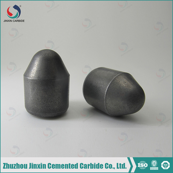 Tungsten carbide router bit for Mining the road Cutting the rock Road digging tungsten carbide button bits