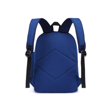Primary Students Kids Unisex Backpack Solid Soft School Bags With Small Accessories For Children Baby Shoulders Bags BA81202-68