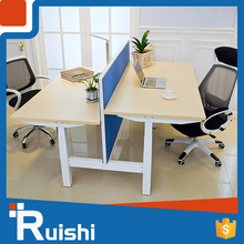 2016 Latest Deisgn Metal Material Anti-collision 4-Leg Office Furniture Malaysia