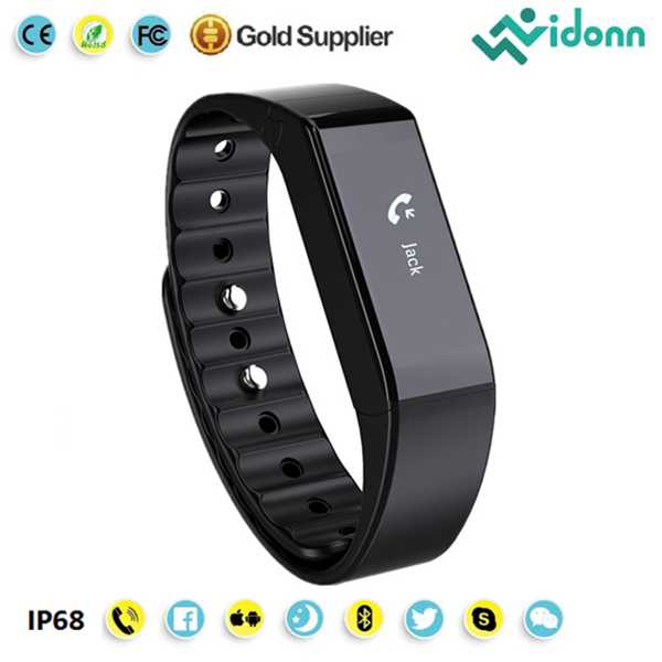 Newest Smartband Vidonn X6S Bluetooth Waterproof Mobile Phone Watch Sports Fitness Activity Tracker