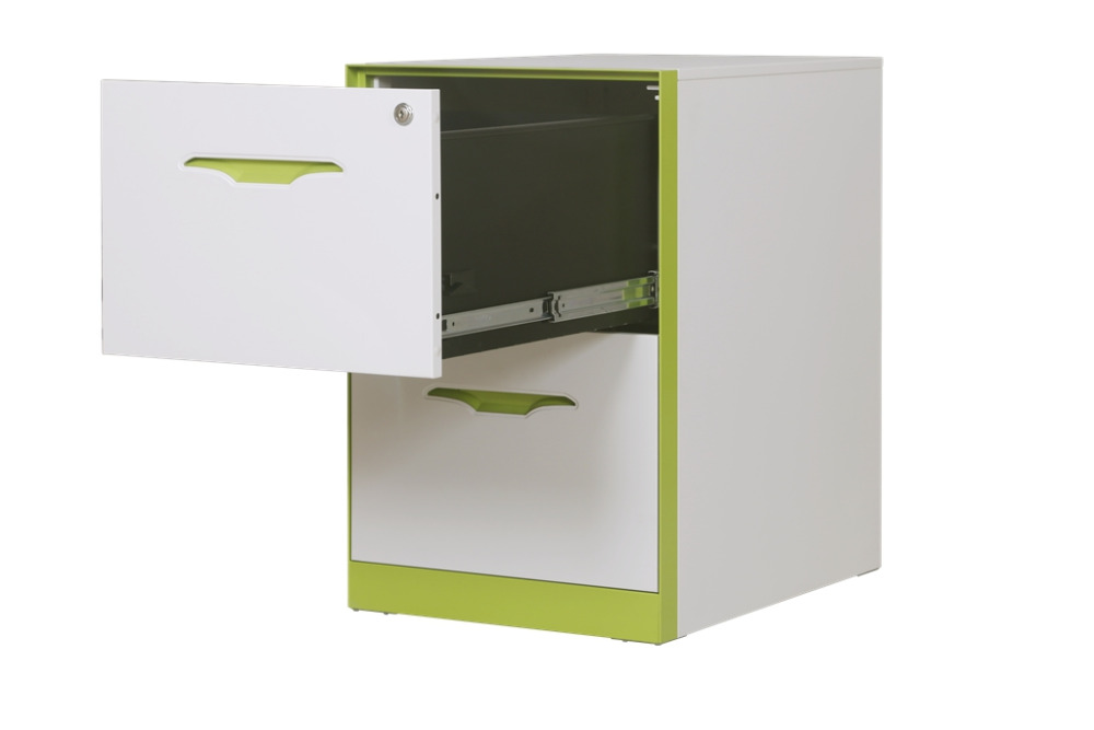 2 drawers best selling products front office equipment steel file cabinet ,space saving furniture steel box