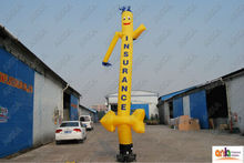 Inflatable Sky Man (puppet, advertising, double legs)
