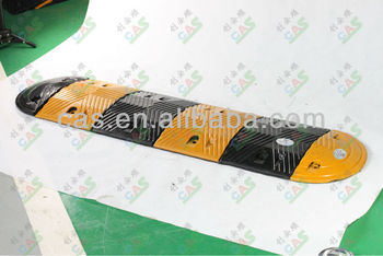 Road Safety Rubber Speed Hump/road ramp/speed breaker